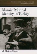 Cover for Islamic Political Identity in Turkey