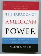 Cover for The Paradox of American Power