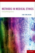 Cover for METHODS IN MEDICAL ETHICS