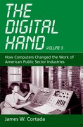 Cover for The Digital Hand, Vol 3