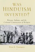 Cover for Was Hinduism Invented?