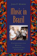 Cover for Music in Brazil