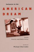 Cover for Inclusion in the American Dream