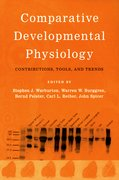 Cover for Comparative Developmental Physiology