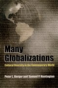 Cover for Many Globalizations