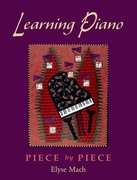 Cover for Learning Piano: Piece by Piece
