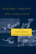 Cover for Ecology of Predator-Prey Interactions
