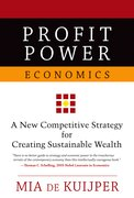Cover for Profit Power Economics