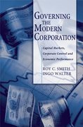 Cover for Governing the Modern Corporation
