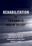 Cover for Rehabilitation for Traumatic Brain Injury