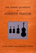 Cover for The String Quartets of Joseph Haydn