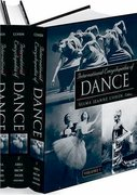 Cover for International Encyclopedia of Dance