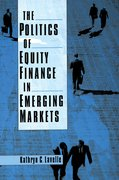 Cover for The Politics of Equity Finance in Emerging Markets