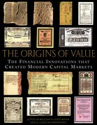 Cover for The Origins of Value