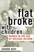 Cover for Flat Broke with Children