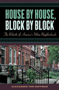 Cover for House by House, Block by Block