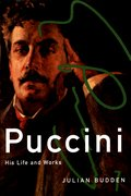Cover for Puccini