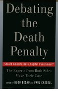 Cover for Debating the Death Penalty