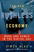 Cover for The New Ruthless Economy