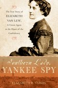 Cover for Southern Lady, Yankee Spy