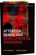 Cover for Attention, Genes, and Developmental Disorders