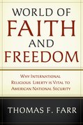 Cover for World of Faith and Freedom