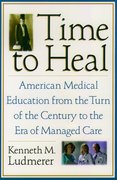 Cover for Time to Heal