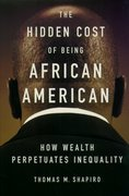 Cover for The Hidden Cost of Being African American