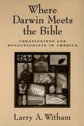 Cover for Where Darwin Meets the Bible