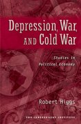 Cover for Depression, War, and Cold War