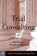 Cover for Trial Consulting