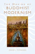 Cover for The Making of Buddhist Modernism