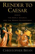 Cover for Render to Caesar