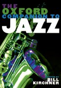 Cover for The Oxford Companion to Jazz