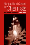 Cover for Nontraditional Careers for Chemists
