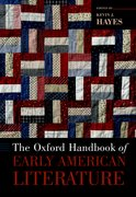 Cover for The Oxford Handbook of Early American Literature