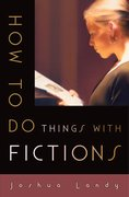 Cover for How to Do Things with Fictions