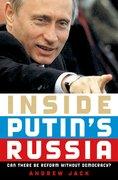 Cover for Inside Putin