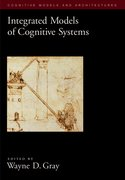 Cover for Integrated Models of Cognitive Systems