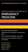 Cover for Oxford American Handbook of Emergency Medicine