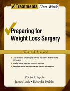 Cover for Preparing for Weight Loss Surgery: Workbook