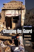 Cover for Changing the Guard