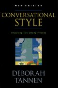Cover for Conversational Style