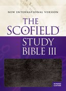 Cover for The Scofield® Study Bible III, NIV