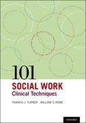 Cover for 101 Social Work Clinical Techniques