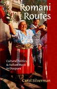 Cover for Romani Routes