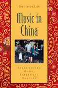 Cover for Music in China