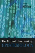 Cover for The Oxford Handbook of Epistemology