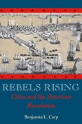 Cover for Rebels Rising