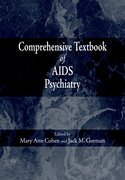 Cover for Comprehensive Textbook of AIDS Psychiatry